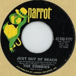 Image for 'Just Out Of Reach'