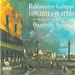 Image for 'Baldassarre Galuppi: Concerti a quattro'