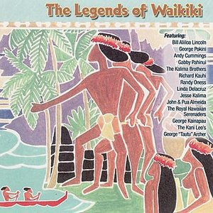 Bild för 'The Legends of Waikiki'