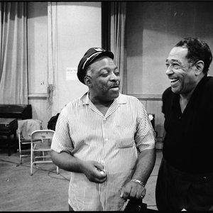 Image for 'Duke Ellington Orchestra & Count Basie Orchestra'