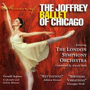 Image for 'Muisc of The Joffrey Ballet of Chicago'