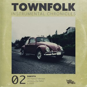 Image pour 'Dakota: Townfolk Instrument Chronicles 02'