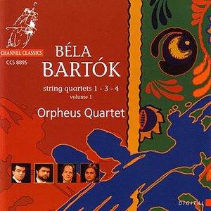 Image for 'Bartok: String Quartets 1 - 3 - 4 Vol. 1'