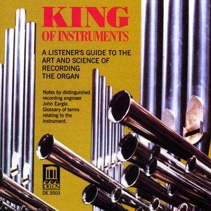 Image for 'Organ Music - Bach, J.S. / Gherardeschi, G. / Buxtehude, D. / Lefebure-Wely, L. / Durufle, M. / Messiaen, O. / Sowerby, L. / Rorem, N.'