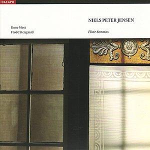 Image for 'JENSEN, N.P.: Flute Sonatas / Fantasias (R. Most, F. Stengaard)'