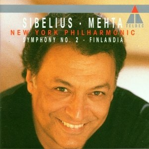Image for 'Sibelius : Symphony No.2'