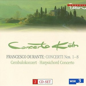 Bild för 'Durante, F.: Concertos for Strings / Harpsichord Concerto in B-Flat Major'