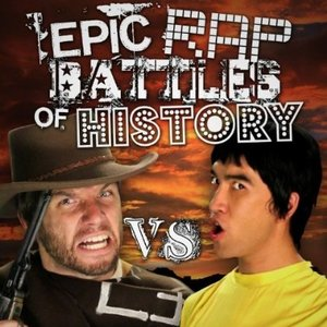 Image for 'Bruce Lee vs Clint Eastwood'