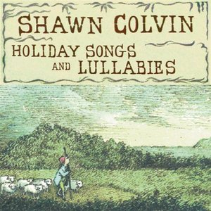 """Holiday Songs And Lullabies""的封面"