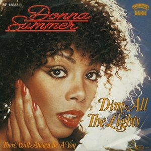 Image for 'Dim All The Lights'