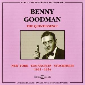 Image for 'Benny Goodman : The Quintessence 1935-1954'
