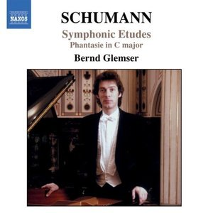 Imagem de 'SCHUMANN, R.: Symphonic Etudes, Op. 13 / Fantasie in C Major, Op. 17'