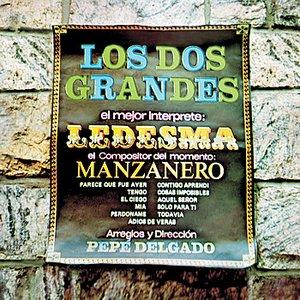 Image for 'Los Dos Grandes - Ledesma y Manzanero'