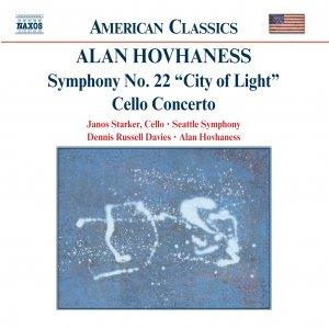 Image for 'HOVHANESS: Symphony No. 22 / Cello Concerto'