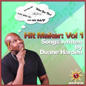 Image for 'Hit Maker Vol. 1: Songs Written by Duane Harden'