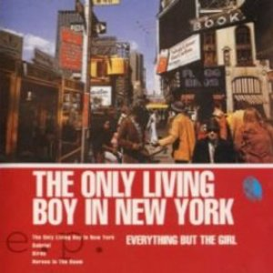 Image for 'The Only Living Boy in New York'
