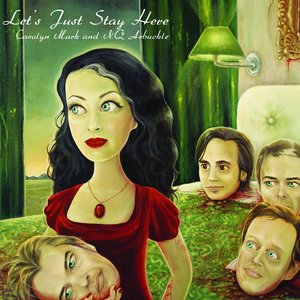 Image for 'Let's Just Stay Here'