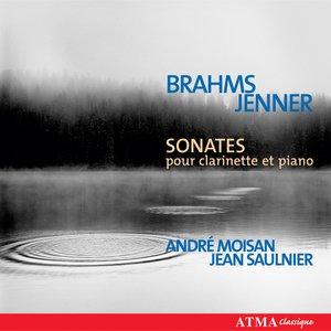 Image for 'Brahms: Clarinet Sonatas Nos. 1 and 2 / Jenner: Clarinet Sonata'