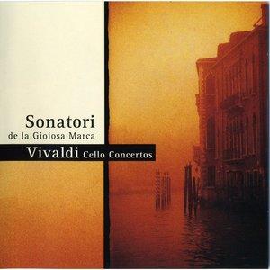 Image for 'Vivaldi Early Cello Concertos'