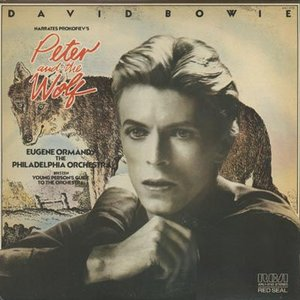 Image for 'David Bowie & Philadelphia Orchestra'