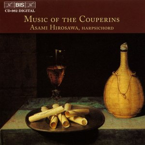 Imagem de 'Music Of The Couperins - Harpsichord'