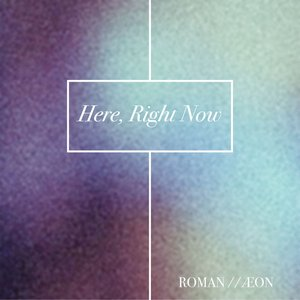 Image for 'Here, Right Now - Single'