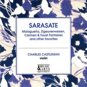 Image for 'Sarasate Violin Favorites'