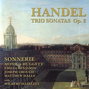 Image for 'Handel: Trio Sonatas Op. 2'