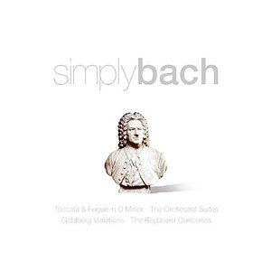 Image for 'Simply Bach'