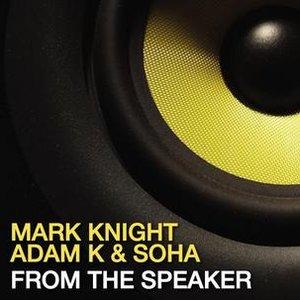 Imagem de 'Mark Knight, Adam K & Soha'