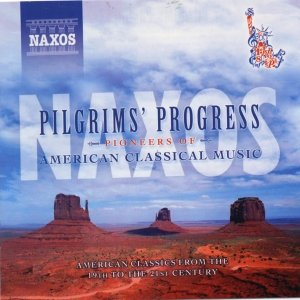 Image for 'PILGRIM'S PROGRESS: PIONEERS OF AMERICAN CLASSICAL MUSIC'