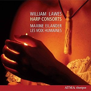 Image for 'Lawes: Harp Consorts'