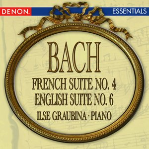 Image for 'French Suite 4 - 3 - Sarabande'