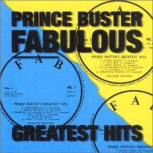 Image for 'Prince Buster - Fabulous Greatest Hits [Diamond Range]'
