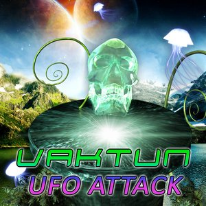 Image for 'Vaktun - UFO Attack EP'