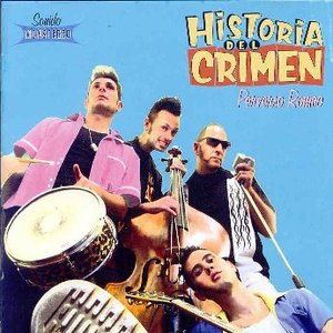 Image for 'Historia Del Crimen'