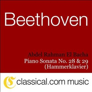 Image for 'Ludwig van Beethoven, Piano Sonata No. 28 In A, Op. 101'