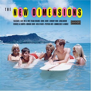 Image for 'The Best Of The New Dimensions'