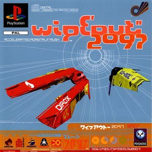 Image for 'Wipeout 2097'