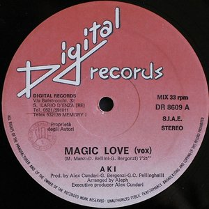 Image for 'Magic Love'