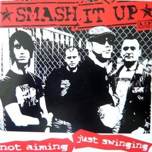 Image for 'Not Aiming Just Swinging'