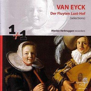 """Image for 'Van Eyck: Selections from """"Der Fluyten Lust-Hof"""" (""""The Flute's Garden of Delights"""")'"""