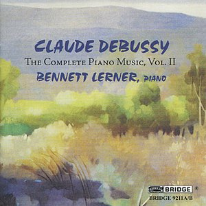 Image for 'Claude Debussy: The Complete Piano Music, Vol. 2'
