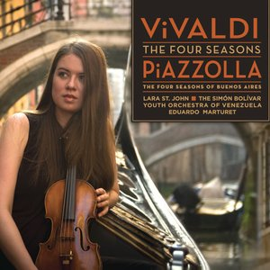 Immagine per 'Vivaldi: The Four Seasons - Piazzolla: The Four Seasons of Buenos Aires'