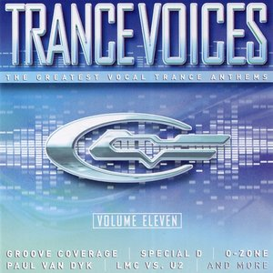 Image for 'Trance Voices, Volume 11 (disc 1)'