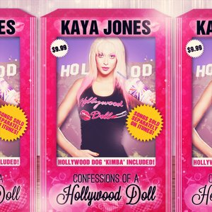 Image for 'Confessions of a Hollywood Doll'