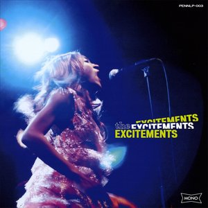 Image for 'The Excitements'