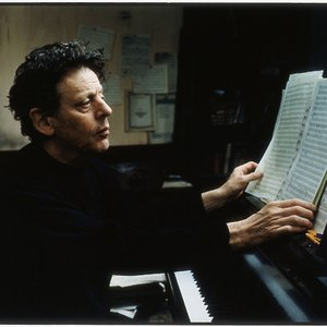 Image for 'Original music by Philip Glass, conducted by Michael Riesman'