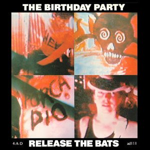 Image for 'Release The Bats'