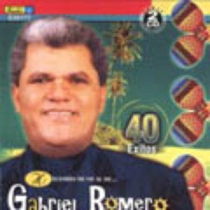 Image for 'Gabriel Romero y su Orquesta'